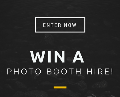 Win a photo booth hire enter now photo booth finder for Enter now to win