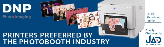 DNP Australia - Photo booth supplies